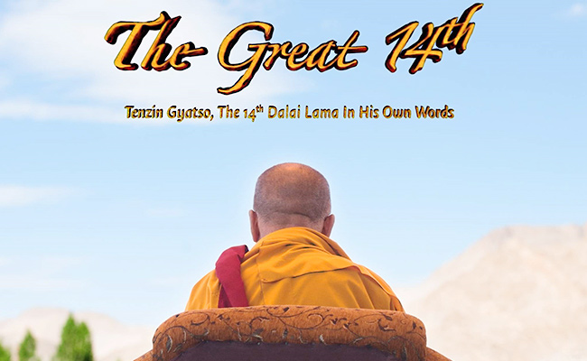 The Great 14th, Film Dokumenter Terbaru tentang Dalai Lama