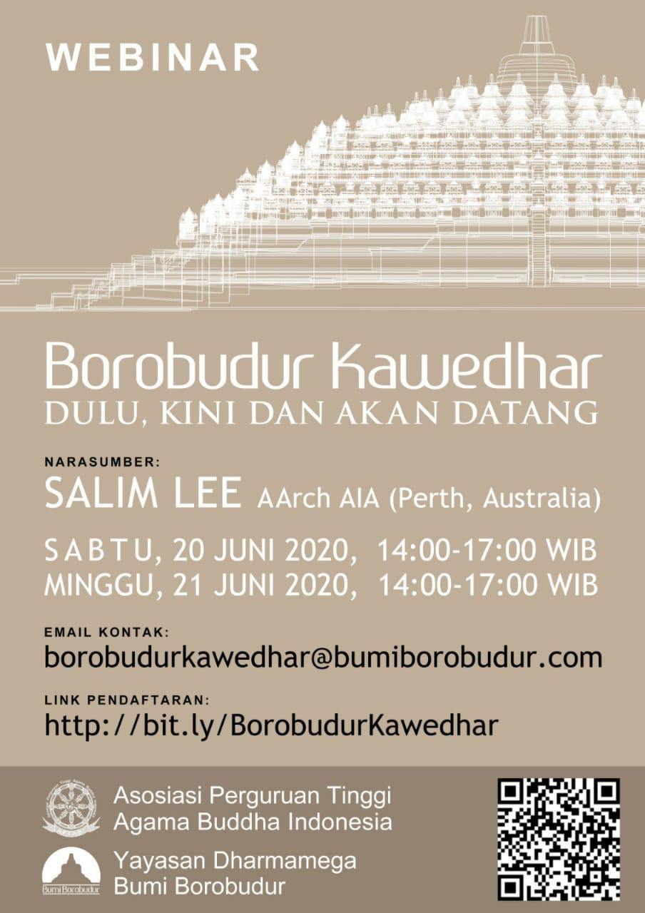 Borobudur Kawedhar: Dulu, Kini, dan Akan Datang