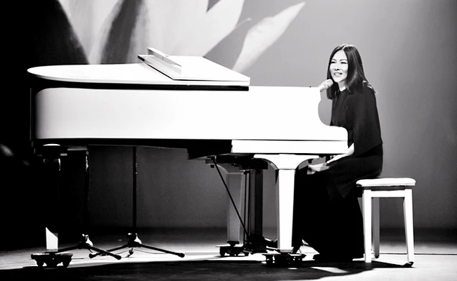 Profil Imee Ooi, Komponis Musik Buddhis