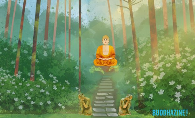 Inilah 3 Kepribadian Buddha yang Jarang Diketahui