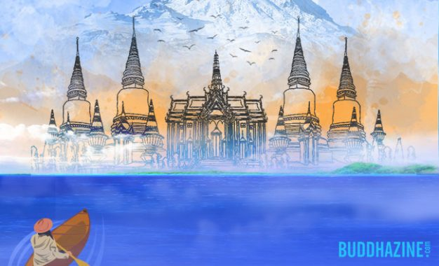 7 Negara dengan Pengaruh Budaya Buddhis