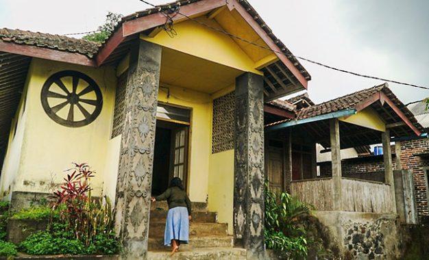 Berusia 25 Tahun, Vihara Metta Lokha sudah Mulai Rapuh
