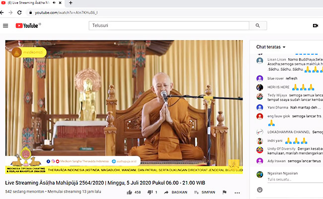 Bhikkhu Sri Pannyavaro: Arti Berlindung Kepada Tri Ratna yang Benar