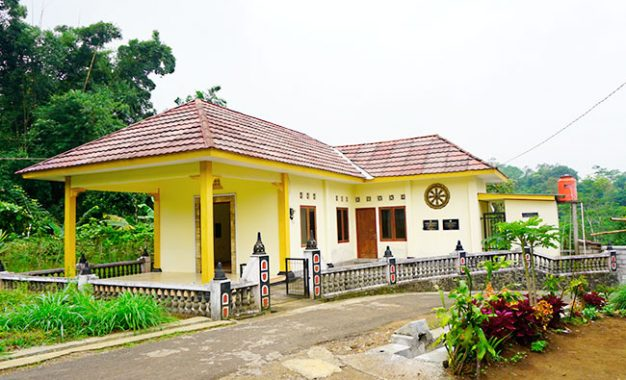 Profil Vihara Metta Dhamma Kabupaten Semarang