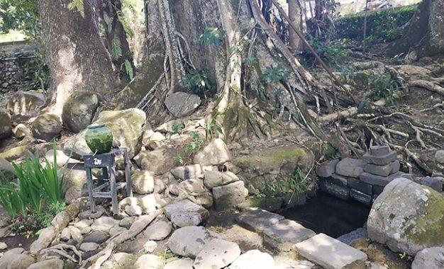 7 Kolam Kuno di Petirtaan Cabean Kunti yang Syahdu