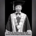 Inilah Profesor Pertama dari Perguruan Tinggi Agama Buddha Indonesia