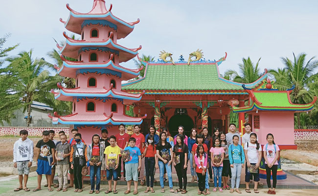 Secercah Asa Pendidikan Buddha Dharma di Bumi Tanjungpura