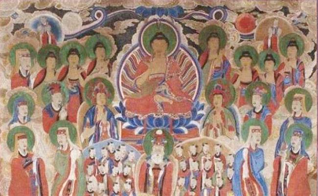 Lukisan Buddhis Langka Abad XIX dari Inggris Dikembalikan ke Korea