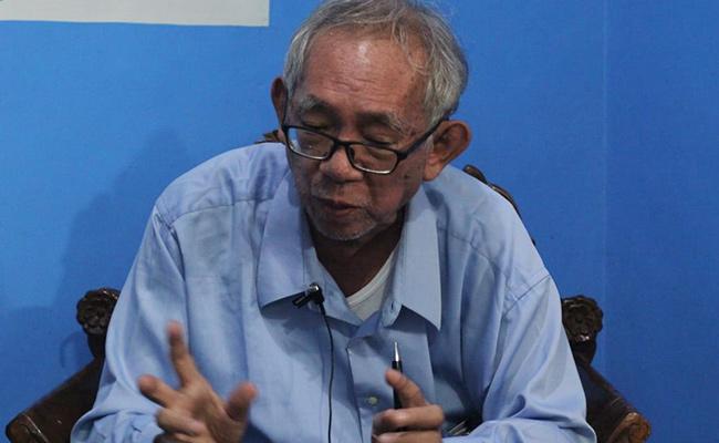 Cendekia Buddhis, Prof. Chen Chau Ming Tutup Usia