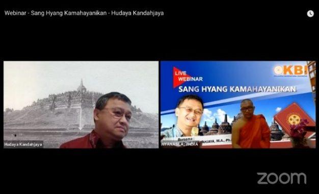 Gerak, Jejak, dan Corak Agama Buddha
