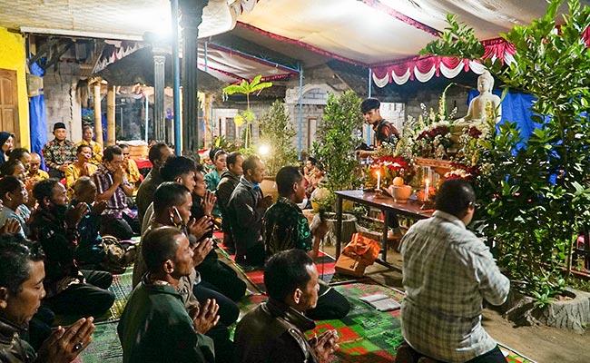 Nama, Menjadi Penanda Tumbuhnya Agama Buddha di Perdesaan Temanggung