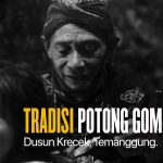 Tradisi Potong Gombak di Dusun Krecek, Temanggung