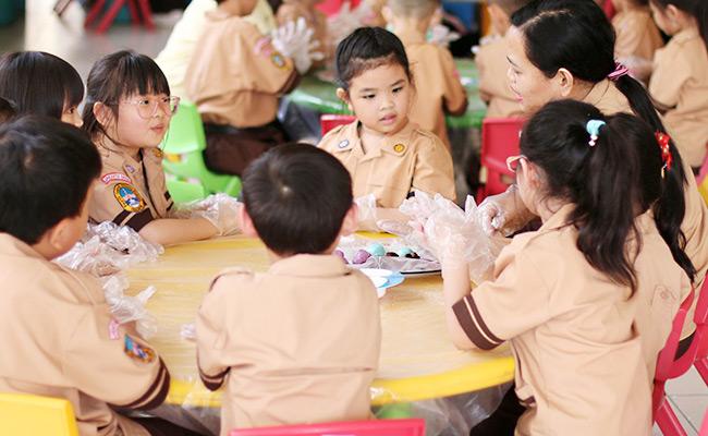 Bridging: Langkah Awal Belajar Menyenangkan Ala SD Tri Ratna