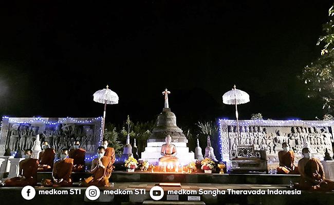 44 Tahun STI, Bhante Sri Pannyavaro Ucapkan Terima Kasih Kepada Umat Buddha