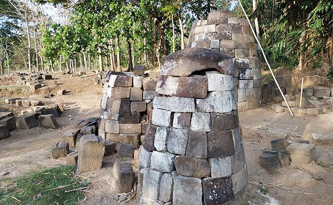 Stupa Dawangsari, Lebih Besar dari Stupa Induk Borobudur