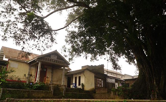 Teduhnya Vihara Setiya Dhamma Sontonayan, Wonosobo