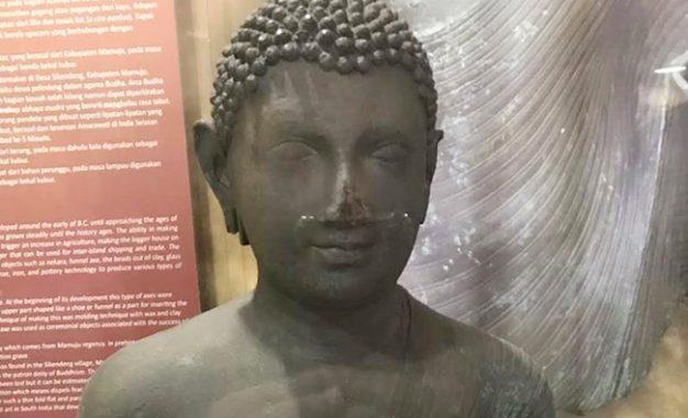 Buddha Sulawesi: Bukti Kejayaan Maritim Agama Buddha