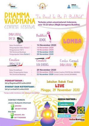 Dhammavaddhana Contest Festival