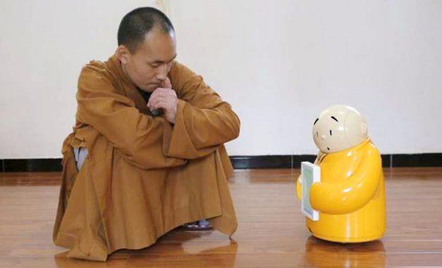 Apakah Kecerdasan Buatan memiliki Hakikat Kebuddhaan?