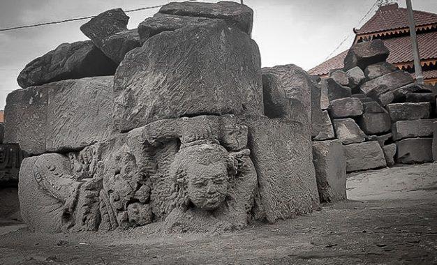 Candi Gana, Keindahan yang Tersembunyi di Sekitar Prambanan