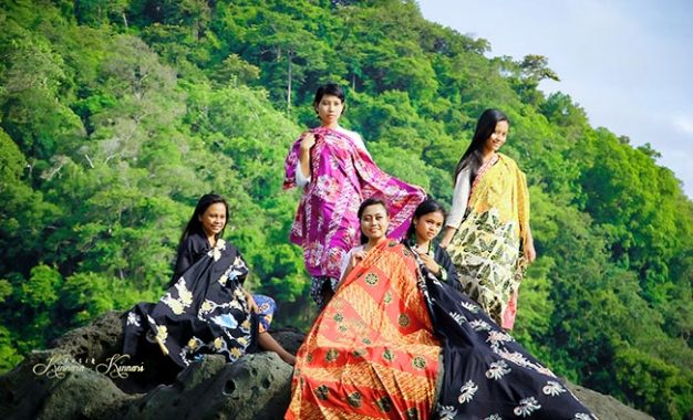 Batik Kinnara Kinnari