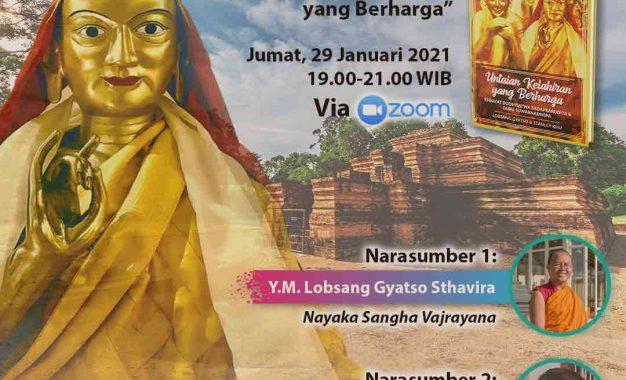 Ternyata Buddhisme di Dunia Berkembang Berkat Indonesia!