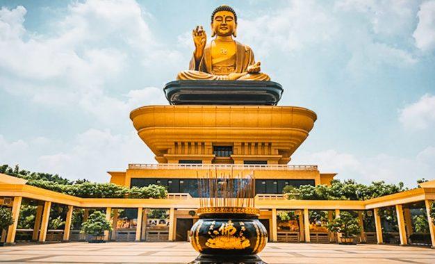 Pesona Taiwan bagi Agama Buddha