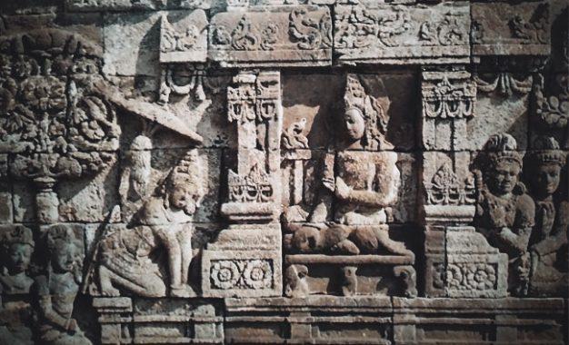 Laku Lelono Sudhana dari Borobudur ke Tabo (Bagian Pertama)
