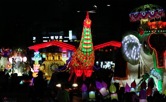 Festival Lentera Korea Resmi Diakui Sebagai Warisan Budaya Dunia