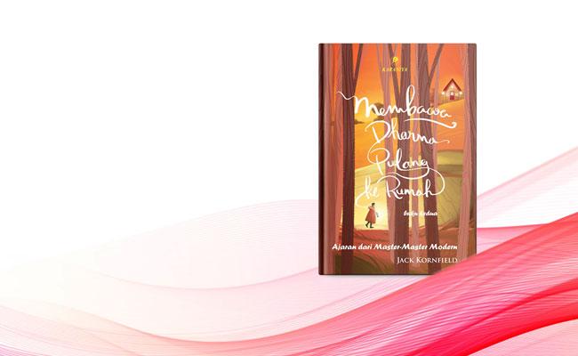 Momen Imlek, Momen Berdana  Buku Membawa Dharma Pulang ke Rumah.