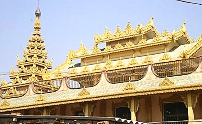 Vihara Bergaya Myanmar Ada di Bodhgaya, dan Banyak Lagi Lainnya
