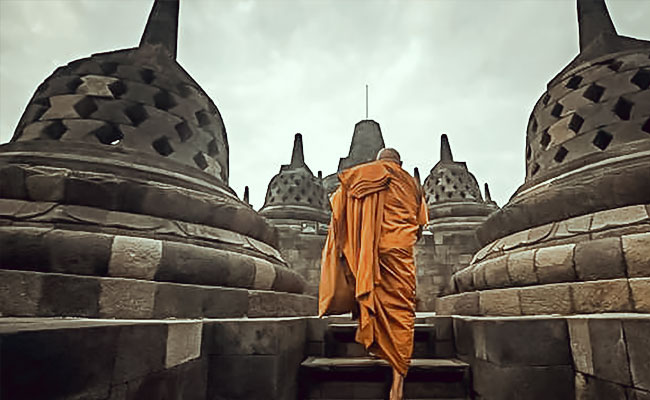 Borobudur, Tempat Berikrar Agung untuk Semua Umat Buddha Dunia