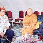 Gus Dur, Bhante Pannyavaro, dan Djohan Effendi