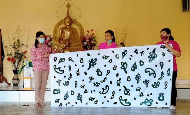 Era Pandemi Tak Menghalangi Wandani (Wanita Theravada Indonesia) Berkarya