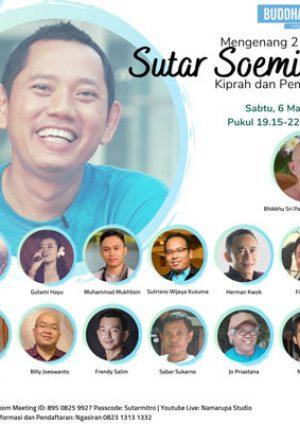 Mengenang Dua Tahun Sutar Soemitro Kiprah dan Pemikirannya