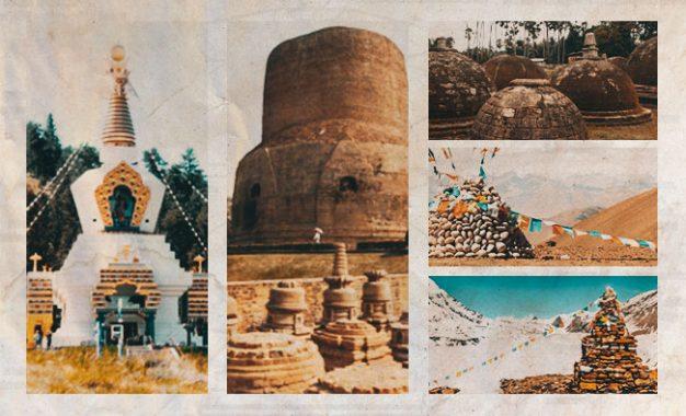 Sejarah dan Fungsi Stupa serta Chattra