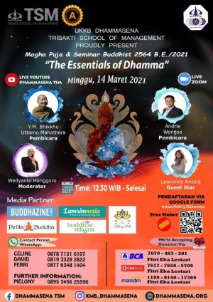 """""""The Essentials of Dhamma"""""""