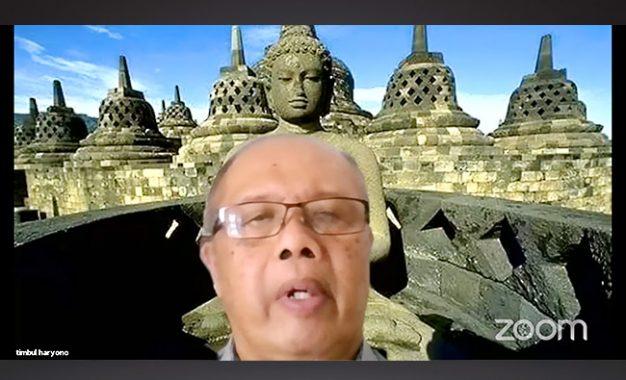 Begini Opini Prof Timbul Haryono Terkait Wacana Borobudur Jadi Rumah Ibadah Buddhis Sedunia