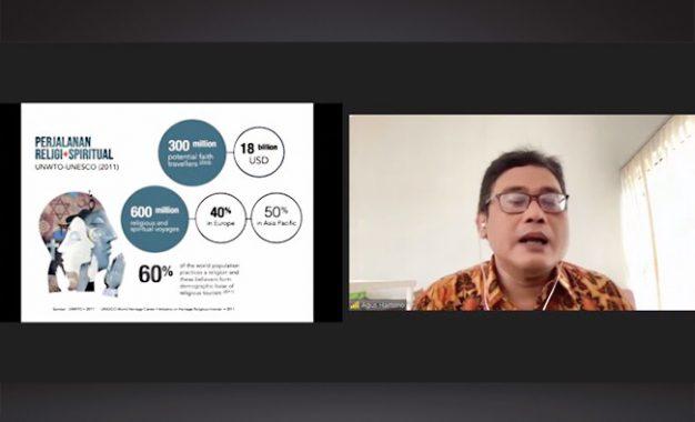 Konsep Culture-Route Perlu Diterapkan di Borobudur