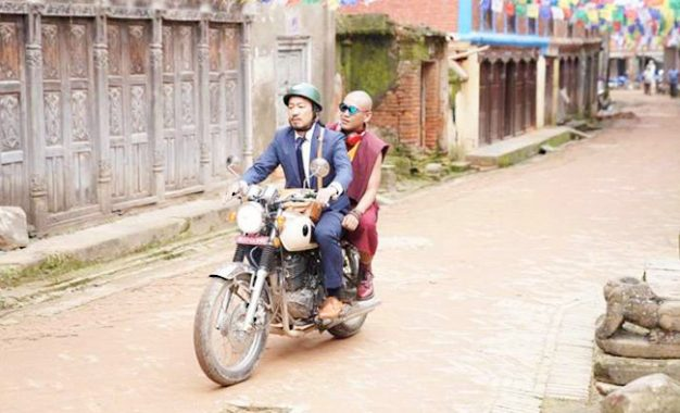 Review Film : Khyentse Norbu's Looking for a Lady with Fangs and a Moustache