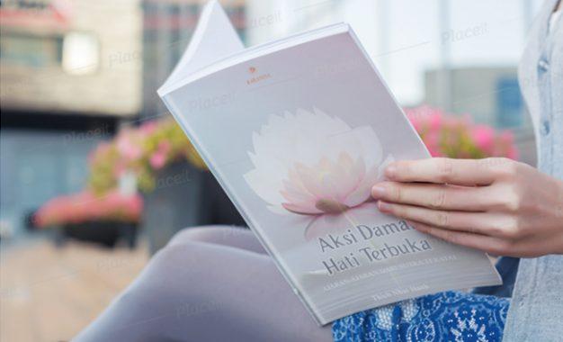 Ulasan Buku: Aksi Damai Hati Terbuka