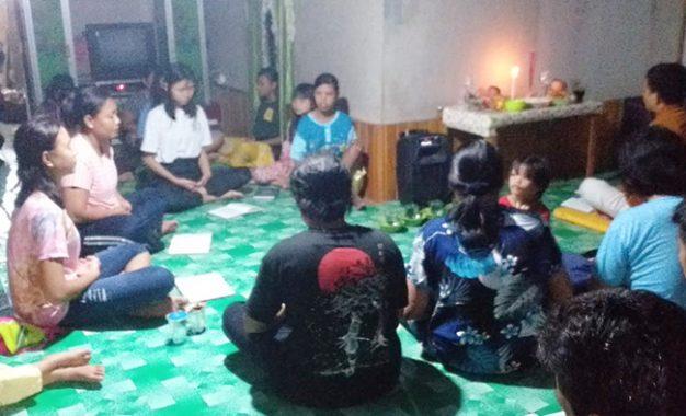 Adat Siwahan dalam Perayaan Waisak di Suku Dayak Magalau Hilir