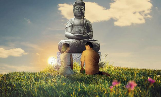 Pernikahan Menurut Agama Buddha