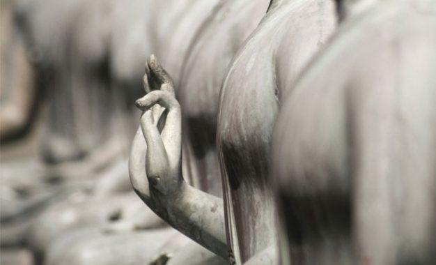 Warisan Buddha yang Tak Lapuk oleh Waktu