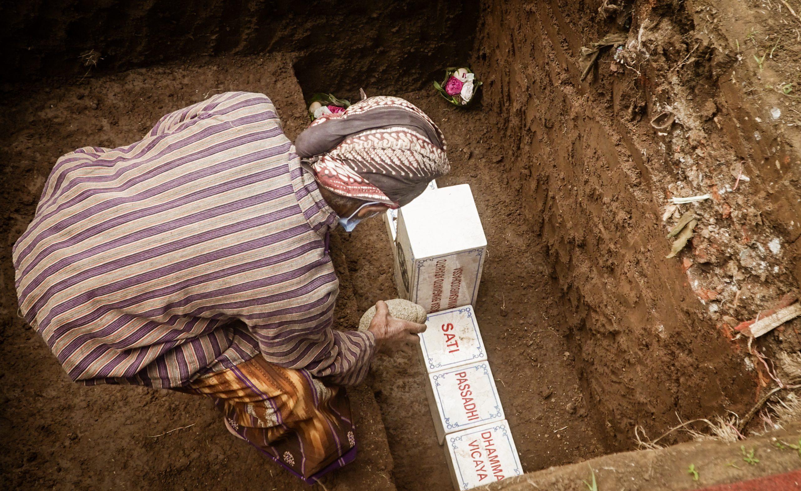 Sembahyang Tak Lagi Berdesakan, Wihara di Dusun Krecek Diperluas