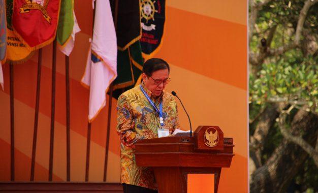 Selamat Jalan Arief Harsono, Tokoh Umat Buddha Berdedikasi