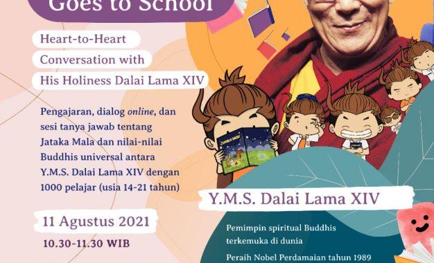 Grand Buddha Goes to School