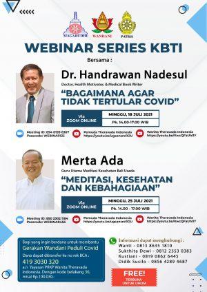 Webinar Series 1 KBTI