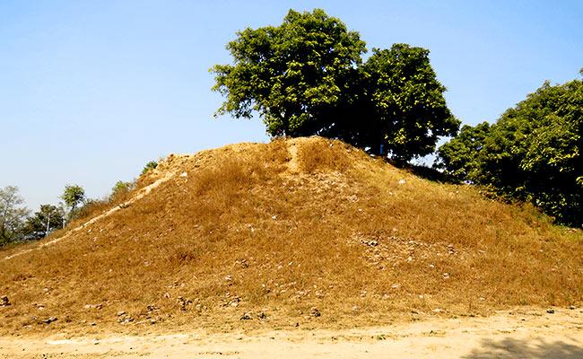 Sankasia, Kota Bersejarah Tempat Suci Umat Buddha