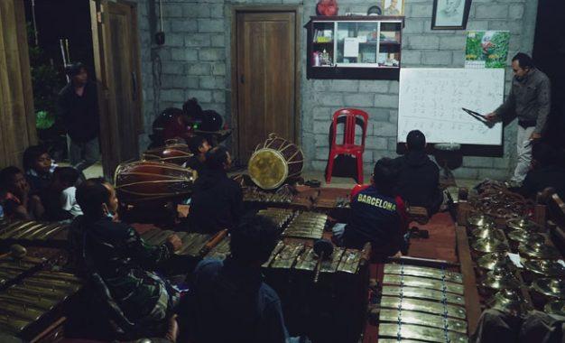 Geliat Dusun Krecek, Temanggung